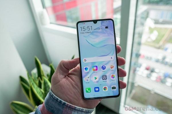 Huawei P30 chính thức trình làng: với màn hình AMOLED 6,1 inch, 3 camera