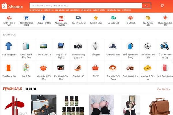 Shopee sắp thu phí người bán, dân buôn hàng online than phiền