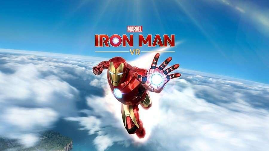 Iron Man được chuyển thể thành game thực tế ảo, có mặt trên PlayStation năm nay