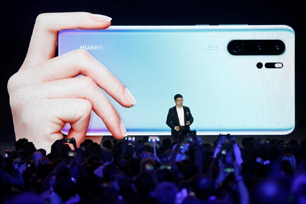 Với P30 Pro, Huawei tham vọng lật đổ Samsung tại thị trường châu Âu