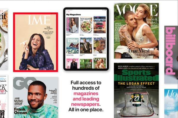 Apple News+ vừa ra mắt đã gặp lỗi, không cần mua vẫn đọc báo bình thường