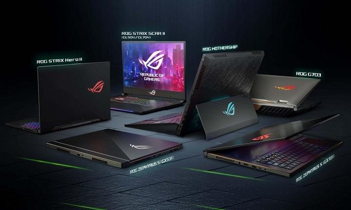 ASUS ra mắt dàn laptop gaming khủng tại sự kiện UNLEASH THE BEASTS