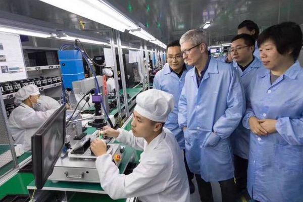 Phụ thuộc quá nhiều vào đối tác Trung Quốc, Apple có thể đang tự hại chính mình