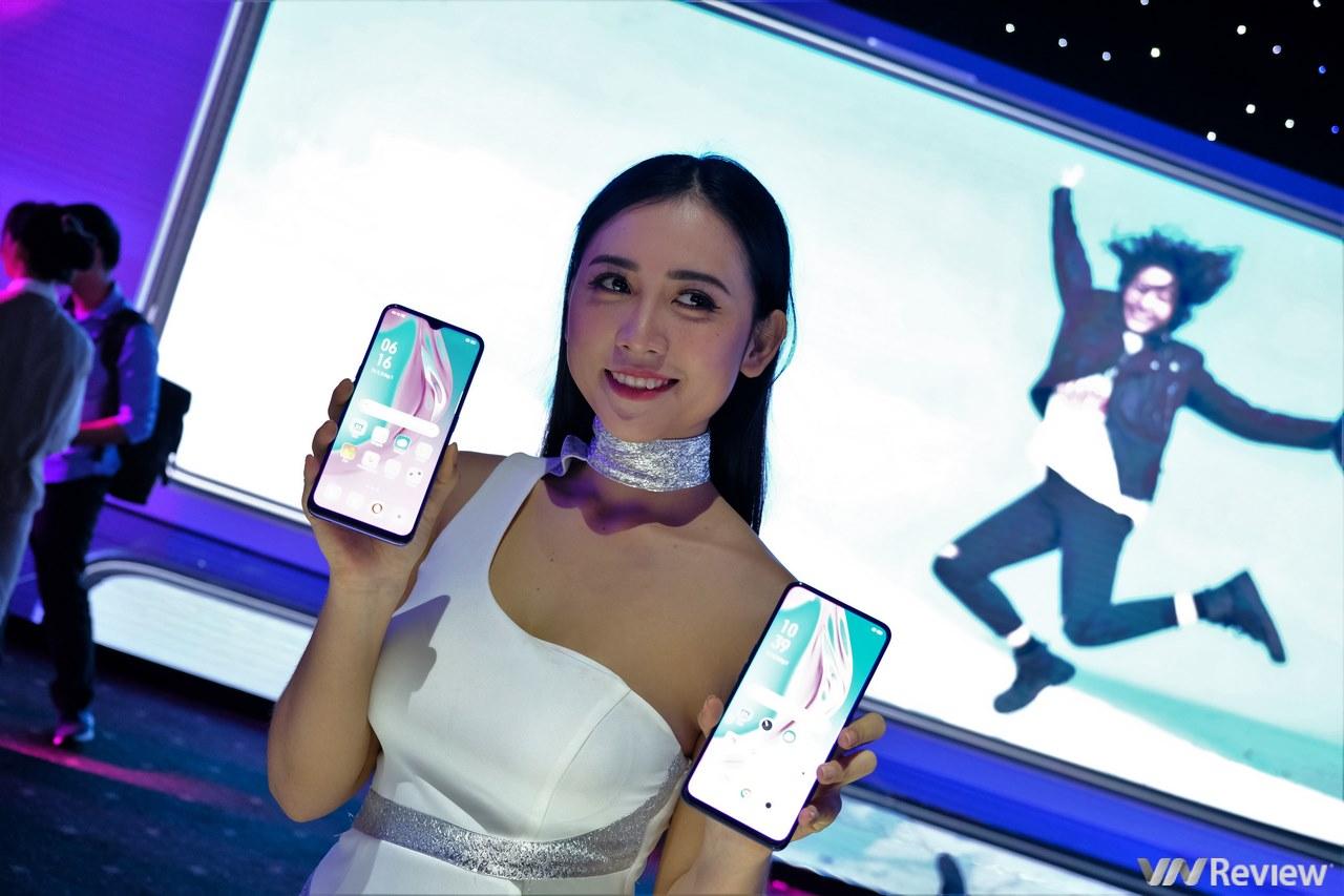 Oppo F11 và F11 Pro có giá 7,29 triệu và 8,49 triệu đồng ở Việt Nam, bán từ 12/4