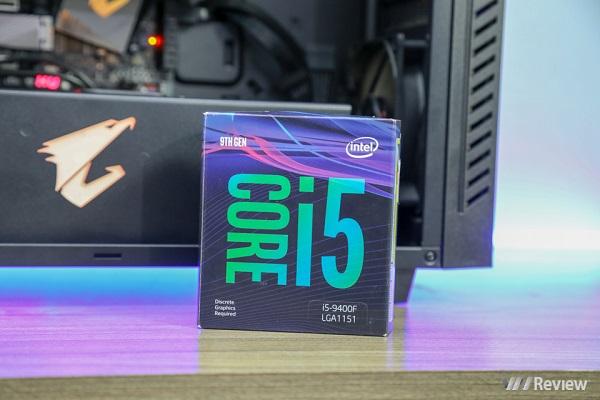 Đánh giá CPU Intel Core i5-9400F: Không chip đồ họa có phải ý kiến hay?