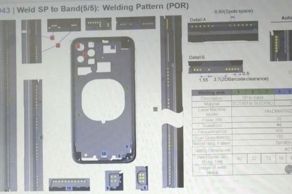 Rò rỉ hình ảnh mới nhất về thiết kế iPhone 11 với cụm 3 camera sau hình vuông