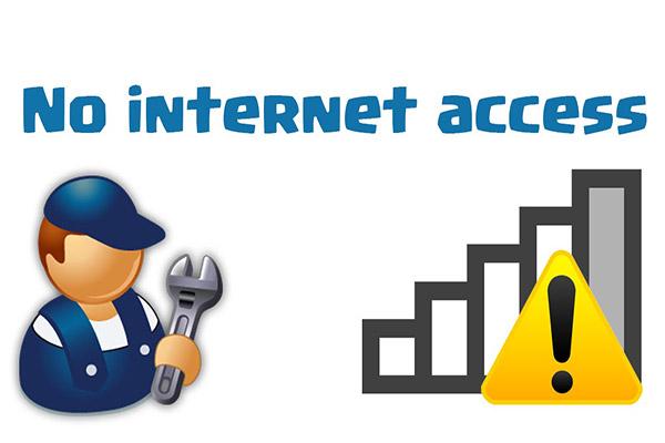 Tại sao Internet đôi lúc đột ngột mất kết nối?