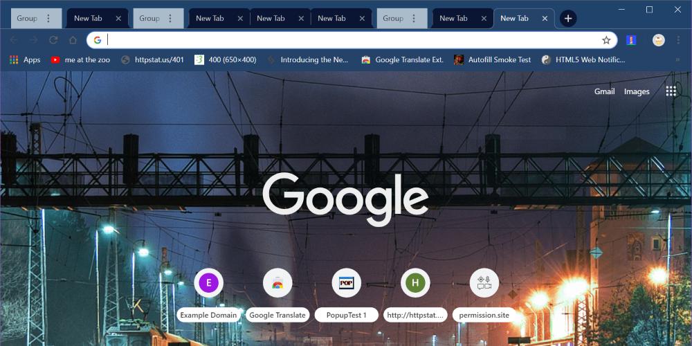 Những hình ảnh đầu tiên của tính năng Tab Groups sắp ra mắt của Google Chrome