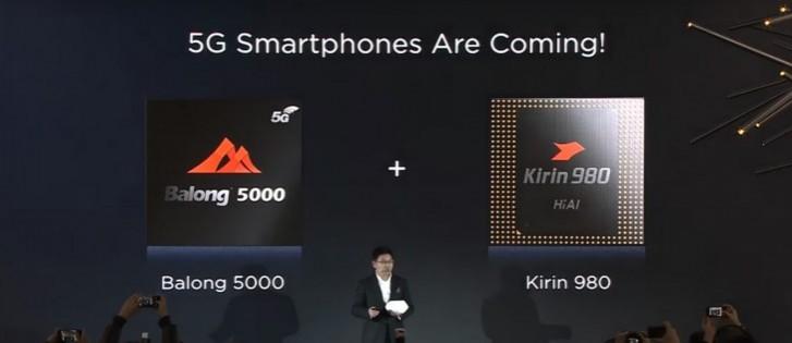 Huawei muốn bán chip 5G cho Apple