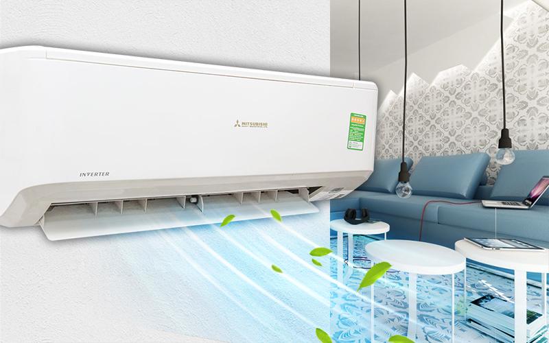 Sự khác nhau giữa máy lạnh và quạt điều hòa