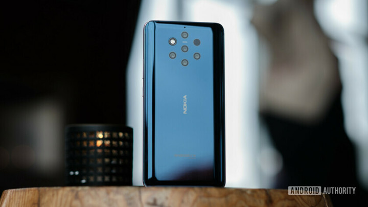 Nokia 9 PureView mới ra mắt gần đây.