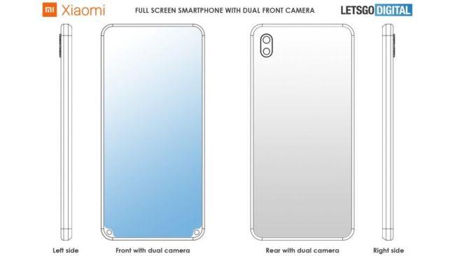 Điện thoại Xiaomi sẽ đặt camera selfie ở 'một chỗ rất lạ'