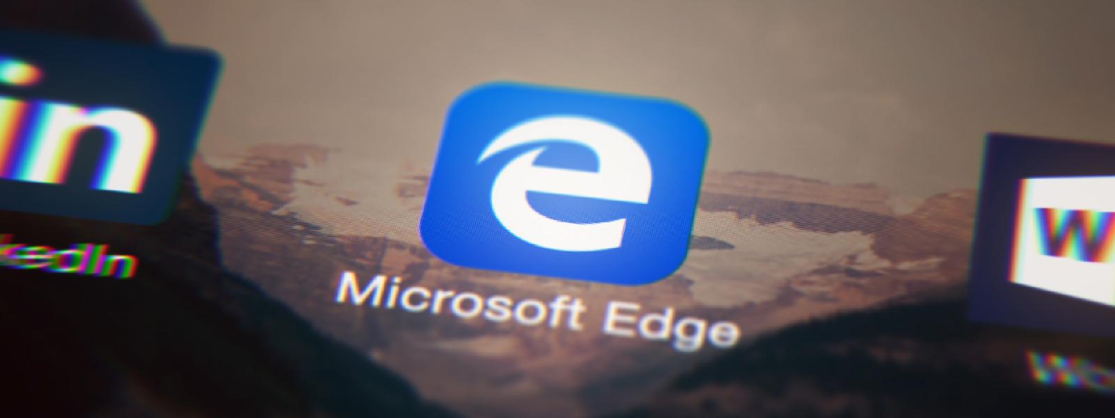 """Chrome cẩn thận, Microsoft Edge muốn làm """"vua"""" trình duyệt - VnReview - Tư  vấn"""