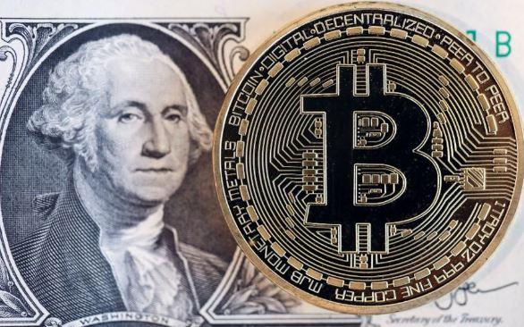 Bitcoin tăng vọt lên 5.000 USD