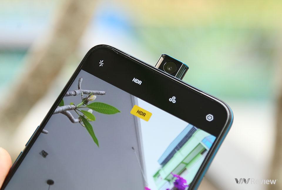 Đánh giá chi tiết camera 48MP và camera selfie thò thụt của Oppo F11 Pro