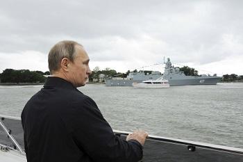 Nga thao túng GPS để đảm bảo an ninh cho Tổng thống