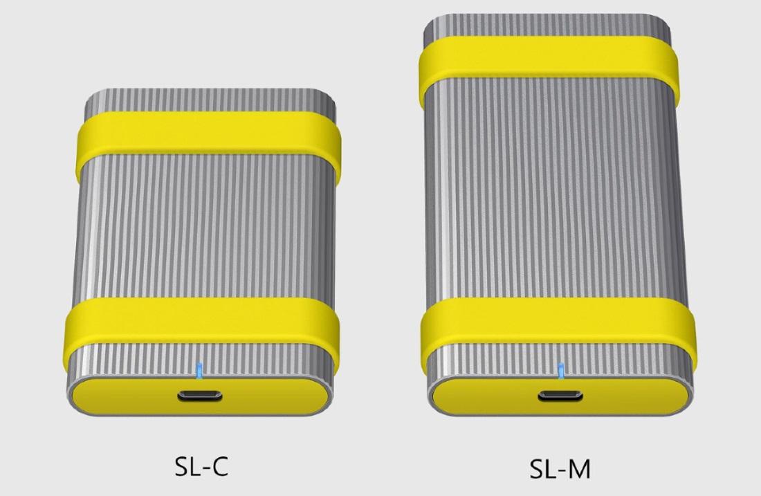 Ổ SSD siêu bền, chống bụi, chống nước, chống va đập, tốc độ đọc/ghi tối đa 1000MB/s