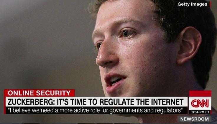 Singapore sẽ phạt nặng Facebook nếu để phát tán fake news