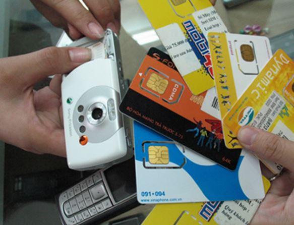Hiện vẫn còn hơn 20 triệu SIM rác