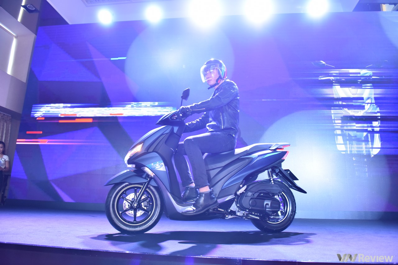 Yamaha FreeGo chính thức trình làng tại VN, đối đầu Honda Airblade, giá từ 33 triệu