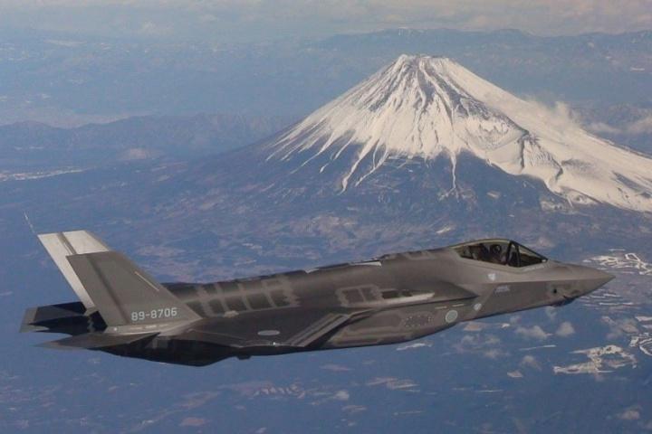 Máy bay F-35 của Nhật bị rơi ở Thái Bình Dương: Mỹ hãi nhất Nga và Trung Quốc tìm thấy trước