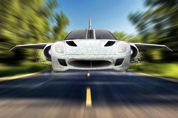 Ô tô bay hữu dụng hơn xe chạy bằng gas và điện khi đi quãng xa