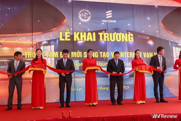 Khai trương trung tâm đổi mới sáng tạo về IoT đầu tiên tại Việt Nam