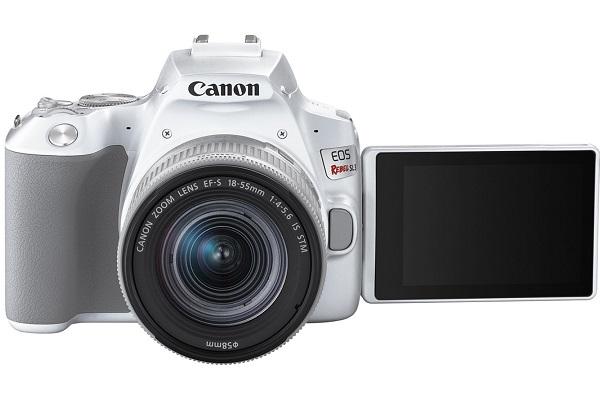 Canon tiếp tục thu nhỏ những chiếc DSLR của mình với EOS Rebel SL3