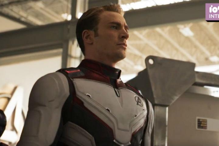 Giáp phục trắng của nhóm Avengers đóng vai trò gì trong chiến dịch marketing của Endgame?