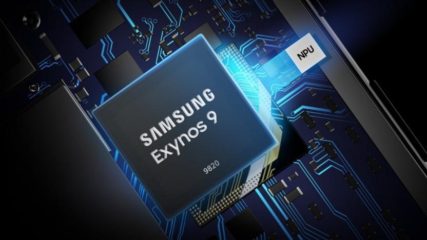Galaxy Note 10 sẽ dùng chipset Exynos 9825, tiến trình EUV 7nm