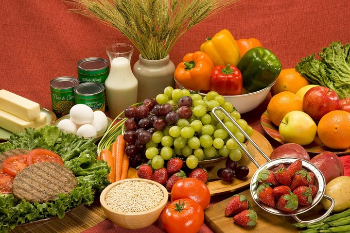 Làm thế nào để trái cây và rau quả vẫn còn tươi sau một thời gian bảo quản?