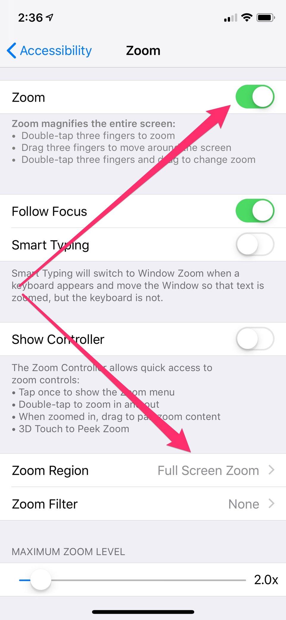 Cách đơn giản để thiết lập màn hình iPhone tối hơn với độ sáng thấp nhất có trên iPhone