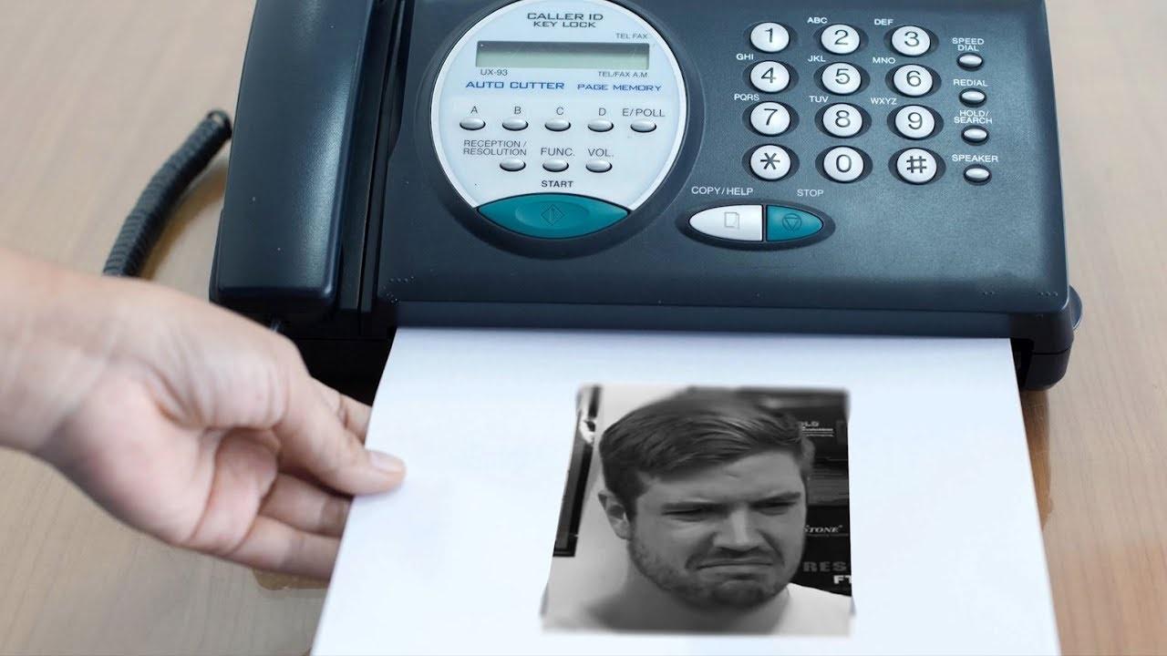 Tại sao máy Fax vẫn được sử dụng?