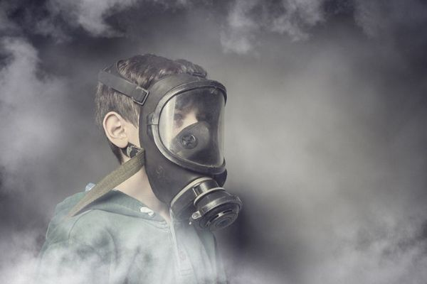WHO: 4 triệu trẻ em trên thế giới bị hen suyễn do hít phải khói xe máy, ôtô mỗi năm