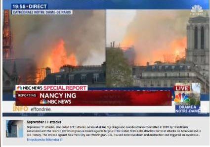 cháy Nhà thờ Đức bà