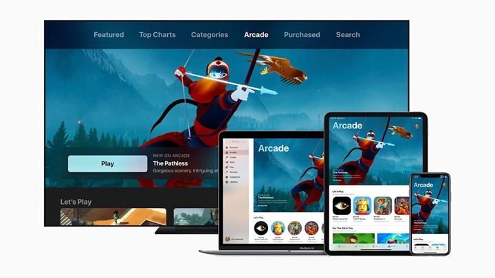 Apple chi 500 triệu USD để phát triển các trò chơi cho dịch vụ Apple Arcade