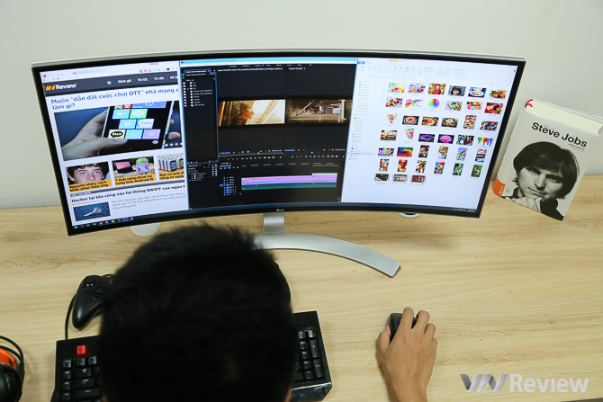 Tìm hiểu về OnScreen Control: tính năng giúp loại bỏ nút bấm vật lý trên màn hình LG