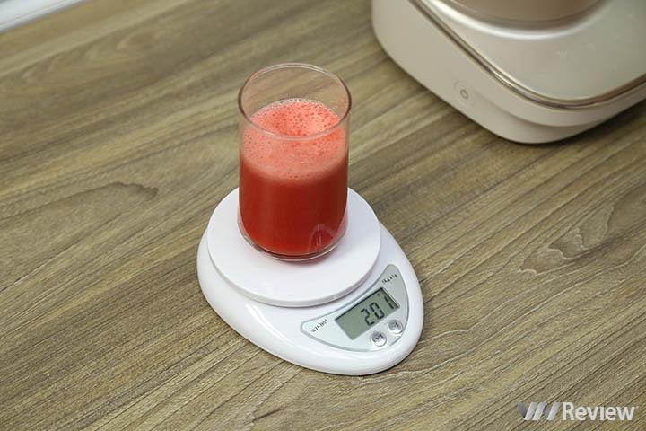Đánh giá máy xay sinh tố đa năng Electrolux E7TB1-84SM