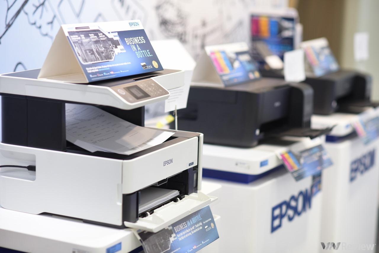 Epson sẽ mang các sản phẩm robot đến Việt Nam ngay trong năm nay