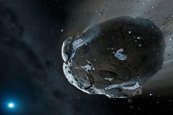 """Một thiên thạch từ bên ngoài hệ Mặt trời đã """"tấn công"""" Trái đất vào năm 2014?"""