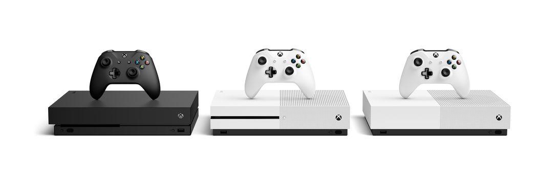 Chiếc máy chơi game Xbox One S không có khay đĩa mới của Microsoft thật sự không ổn