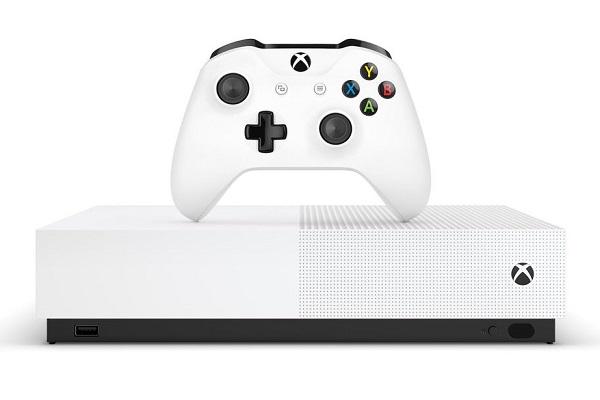 Microsoft ra mắt máy chơi game Xbox One S không cần đĩa để làm gì?