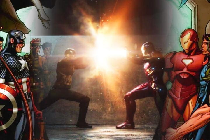 Marvel đưa cốt truyện Civil War lên màn ảnh quá sớm, nhưng họ không còn lựa chọn nào khác