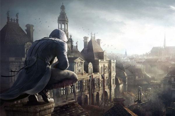 Ubisoft miễn phí game Assassin's Creed Unity có hình ảnh nhà thờ Đức Bà Paris, đến 25/4