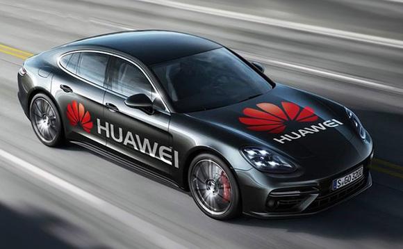 Không sản xuất ô tô, Huawei vẫn tham gia cung cấp linh kiện cho xe hơi số