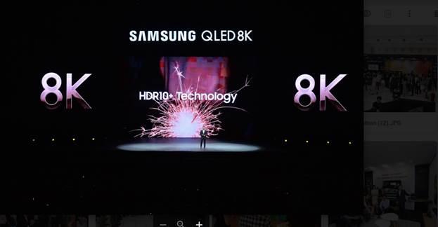 Samsung QLED 8K 2019 tái định nghĩa sự chân thật hoàn mỹ khi trải nghiệm hình ảnh