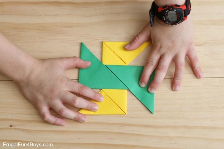 Tại sao chúng ta không thể làm mất nếp nhăn của giấy?