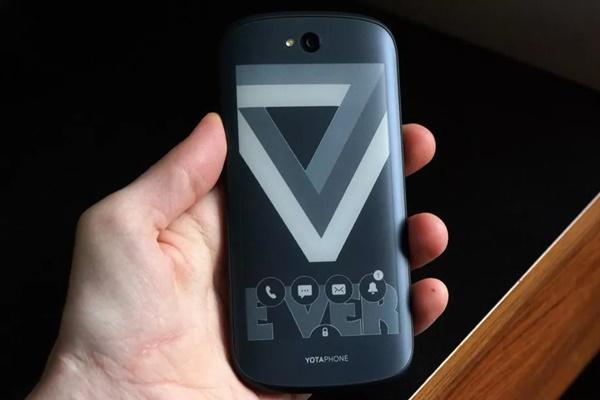 Công ty Nga sản xuất smartphone YotaPhone bị phá sản