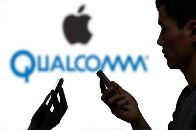 """Vì iPhone 5G, Apple chấp nhận trả hàng tỷ USD để """"làm hòa"""" với Qualcomm"""