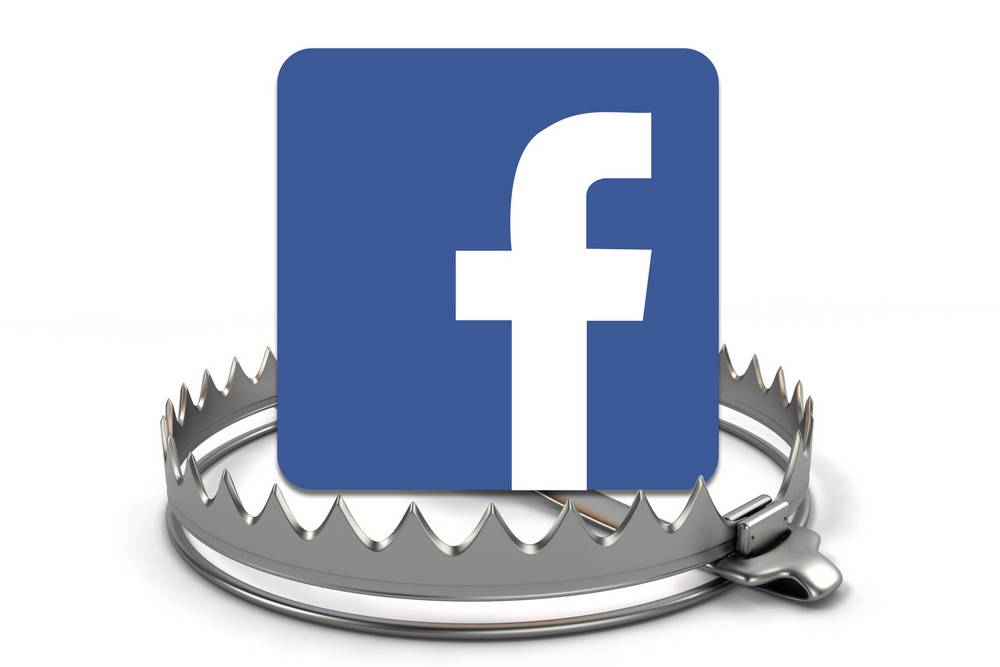 Cảnh báo: bị cướp nick Facebook khi truy cập trang cá nhân của comment dạo lừa đảo